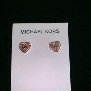 Michael Kors Earrings rose-gold